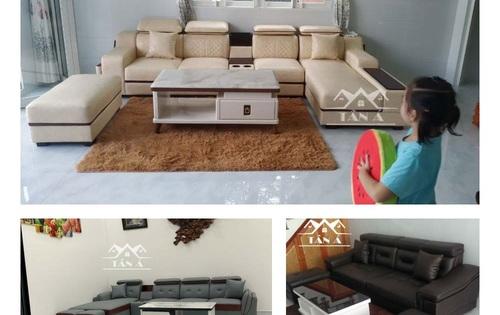 Nên đặt ghế sofa góc vị trí nào cho căn phòng khách nhà bạn