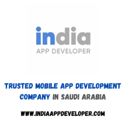 Trusted Mobile App Development Company in Saudi Arabia via Kaira Verma