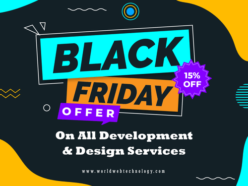 Are you one of those people who wait patienlty for Black Fri... via World Web Technology Pvt. Ltd.