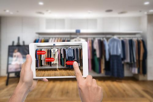 How Augmented Reality digitally transformed the retail industry?