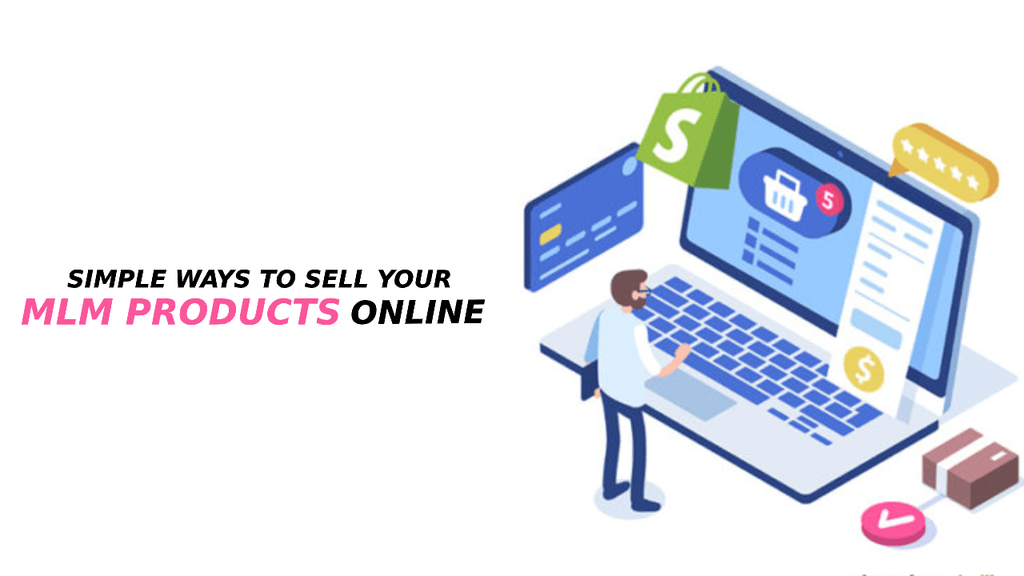 You're selling an amazing product that just so happens to be... via Infinite MLM Software