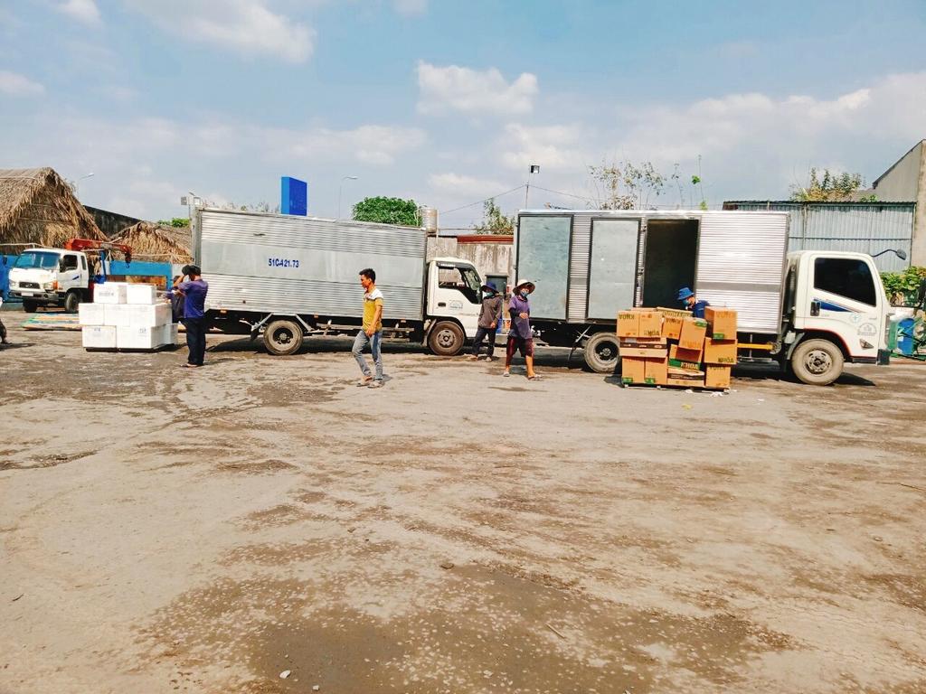 Dịch vụ vận chuyển hàng hóa tại Long An hiện nay rất phát tr... via Vận Tải Anzen