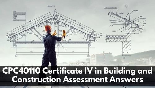 CPC40110 Certificate IV in Building and Construction Assessm... via Koby Mahon