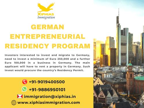 German Entrepreneurial Residency Program via Fularani Vhansure