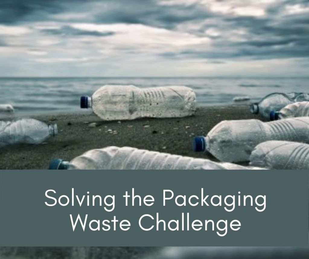 Solving the Packaging Waste Challenge | Henning Weigand via Henning Weigand