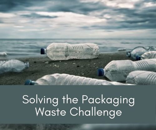 Solving the Packaging Waste Challenge | Henning Weigand via Henning Weigand