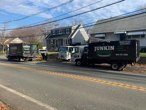 NJ Junk Garbage Removal