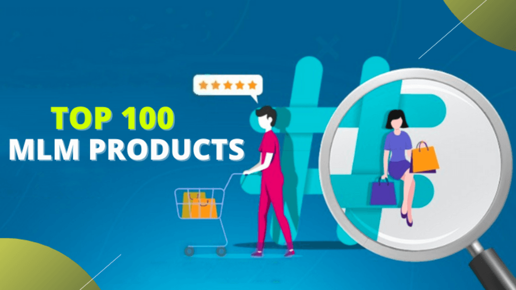 Top 100 MLM Products List - MLM Company products List via Infinite MLM Software