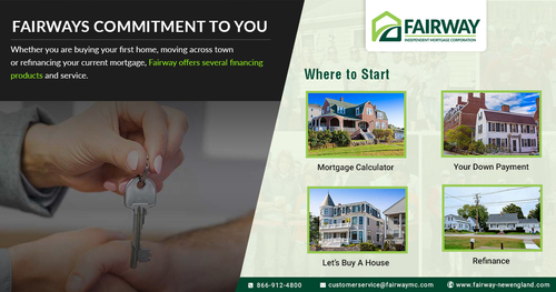 Fairway Independent Mortgage Corporation Helps to Locate Your Loan Originator