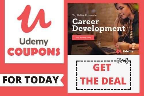 90% OFF Udemy Coupon 2020, Student Online Courses Discount & Deals