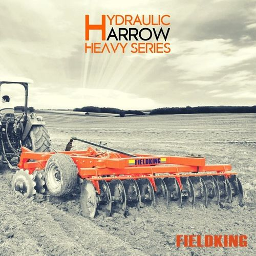 Disc Harrow   Tractor Harrow   Fieldking Agricultural Machin... via fieldking