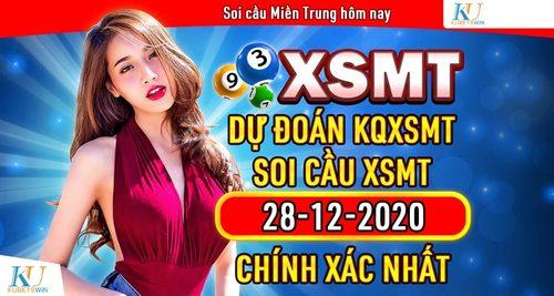 Dự đoán XSMT 28/12/2020 - Dự Đoán Xổ Số Miền Trung Thứ 2
