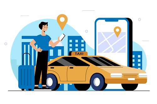 Hire Taxi App Developers India Team From India App Developer via Kaira Verma