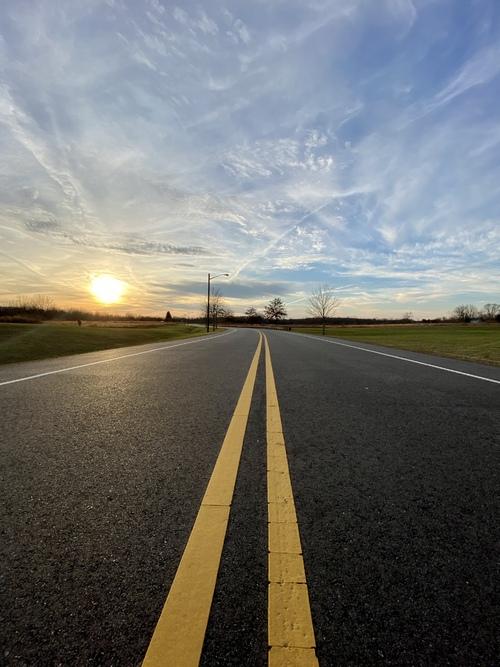 Road to Sun via Steven Hughes