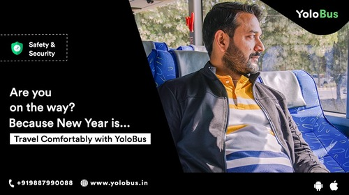 Book Bus Ticket on YoloBus Play Store App                                     Get Online transpo... via Rahul Sharma