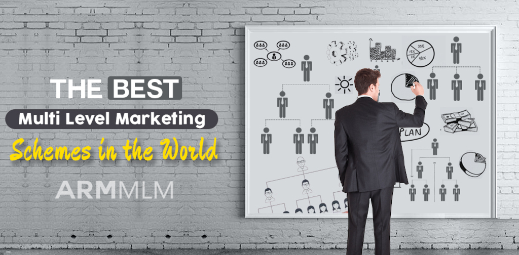 Top 5 Best Multi Level Marketing Plans in the World — A Case... via ARM MLM Software