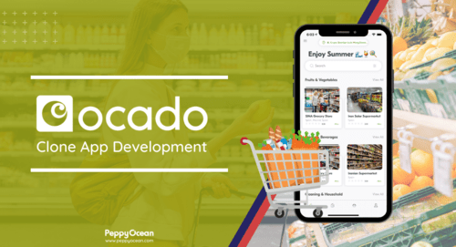 Grocery delivery app like Ocado is widely trending in today'... via PeppyOcean