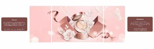 Book Your Hamper Through Vanesa Cosmetics -                                                                           Book your hamp... via vanimalik