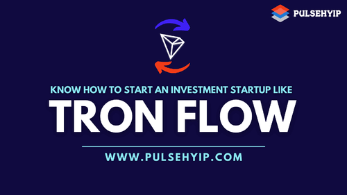 Tron Flow clone script is a decentralized #Investment platfo... via leesa daisy