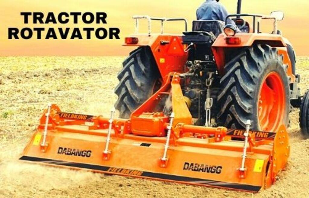 Rotavator   Rotavator Price   Tractor Rotavator   Agricultur... via fieldking