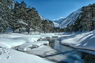Lutour valley - Pyrénées via Jean Michel