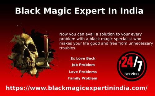 image Post via Black Magic Expert In India