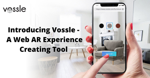 Introducing Vossle - A WebAR Experience Creation Tool   Vossle