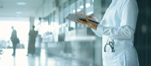 Industry-leading healthcare asset tracking solution via sarah smith