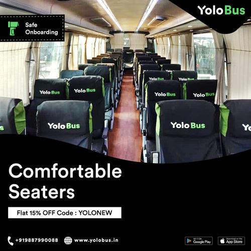 Online Bus Booking App: YoloBus                                                                          Making your journey more lu... via Rahul Sharma