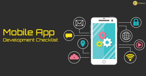 Mobile App Development Checklist: A Complete Guide