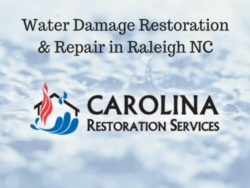 Carolina Restoration Services team is on call 24 hours a day... via Carolina Restoration Services