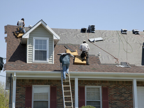 Roofing Company in Concord, NC via Concord Roofing Company