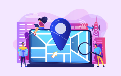 How to Search Point of Interest Near any Location on MappyField 365