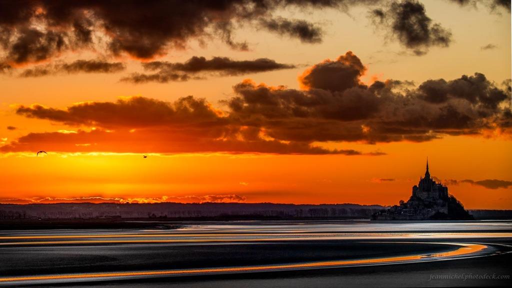 sunset fairyland via Jean Michel