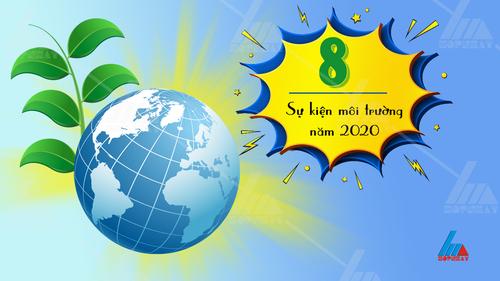 8 sự kiện môi trường nổi bật 2020 via Hợp Nhất