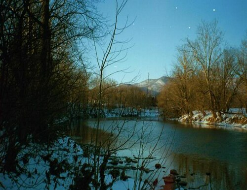 Shanendoah River, Virginia