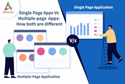 Appsinvo : Single Page Apps Vs Multiple-pageApps: How both are different