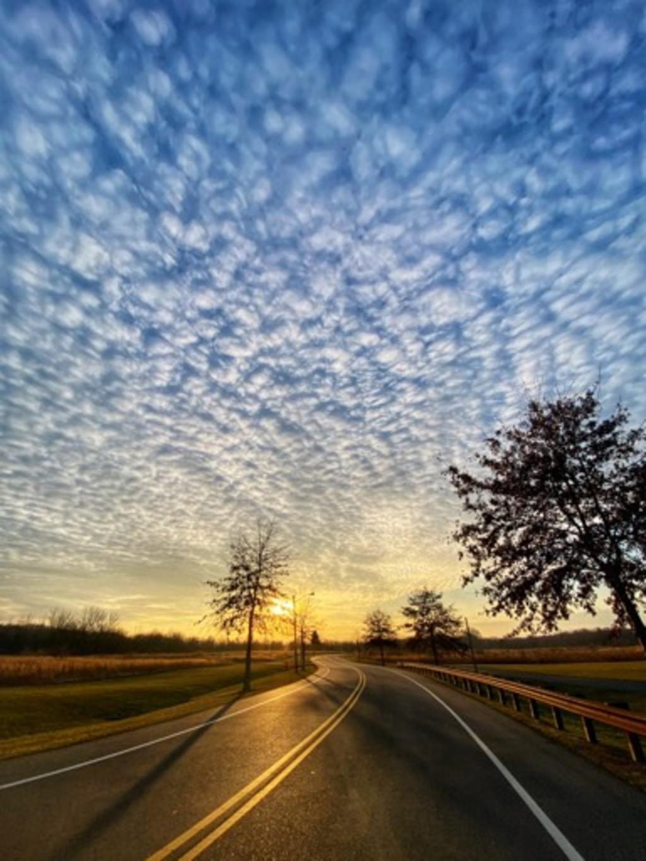 Down the Road via Steven Hughes