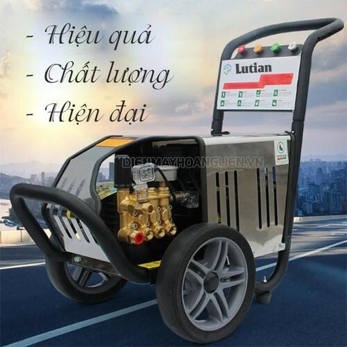 Máy rửa xe Lutian có tốt không? Review chi tiết từ người dùng
