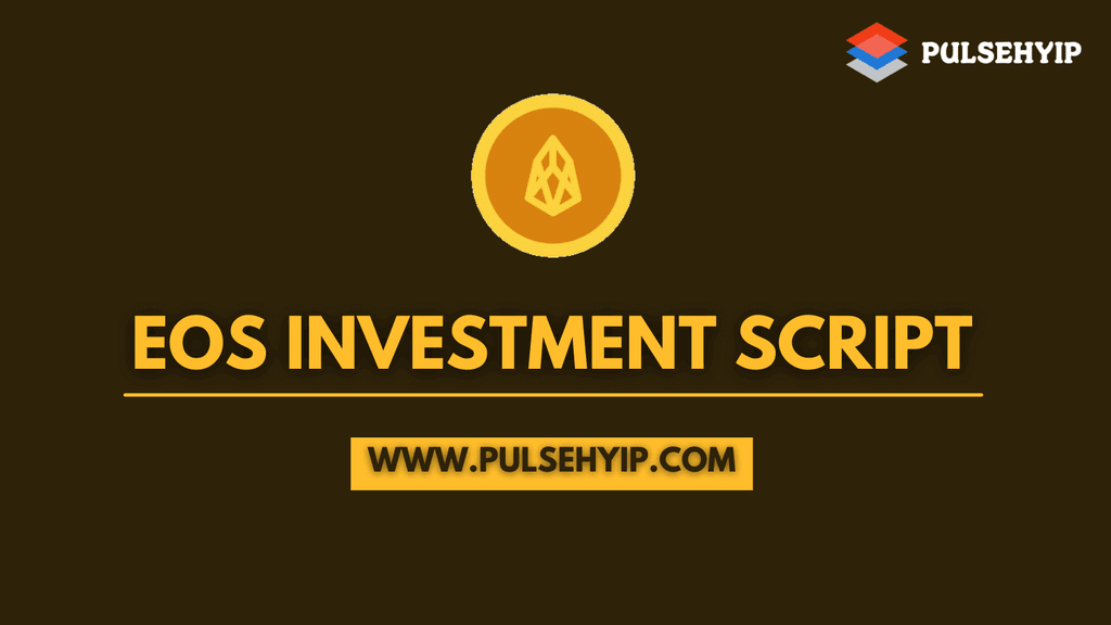 EOS Investment script paves the way to build EOS Investment ... via leesa daisy