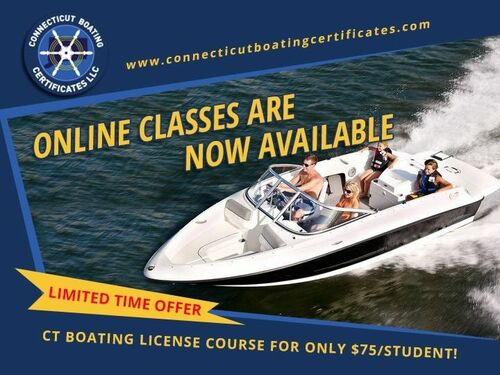 Ct Boating | Online Classes via Connecticut Boating Certificates
