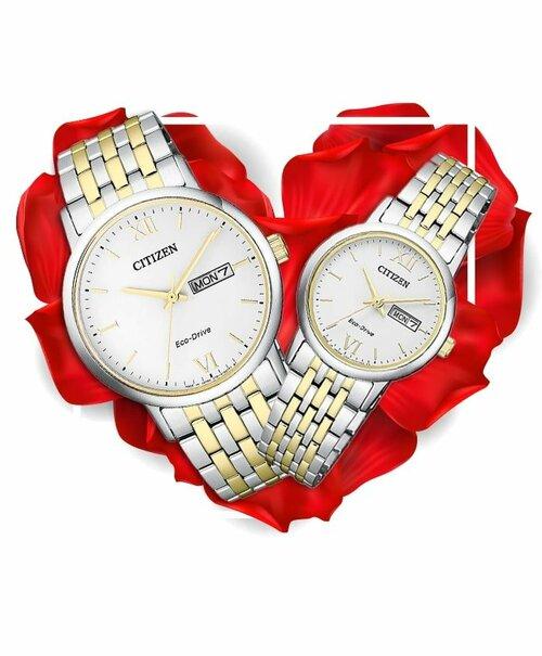 Đồng hồ tình nhân - Mua đồng hồ cặp đôi ở đâu giá rẻ, đẹp, chất lượng