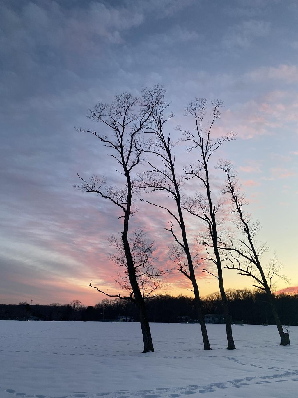 Winter Vibes via Steven Hughes