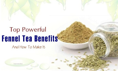 Top 9 Powerful Fennel Tea Benefits And How To Make It