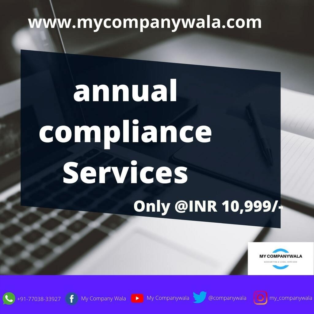 Annual Compliance for Private Limited Company via MyCompanywala