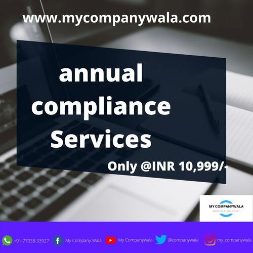 Annual Compliance for Private Limited Company via MyCompanywala