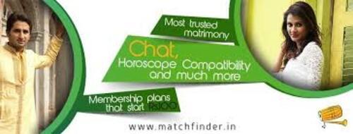 Matchfinder - Gandla Telikula Matrimony - 100 Rs Only to Con... via Matchfindermatrimonyindia