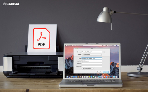 How To Print To PDF On macOS (Updated 2021)