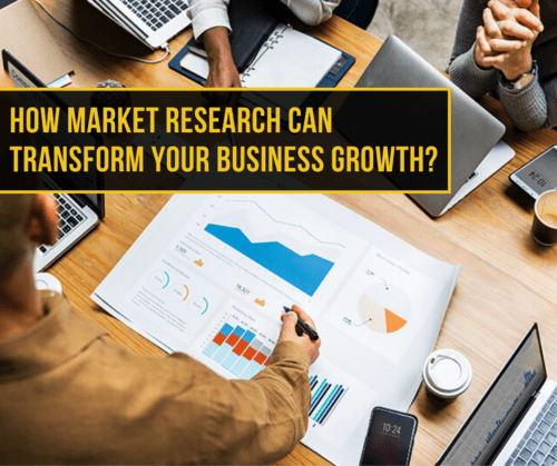 How Market Research Can Transform Your Business Growth via Jasper Colin Research