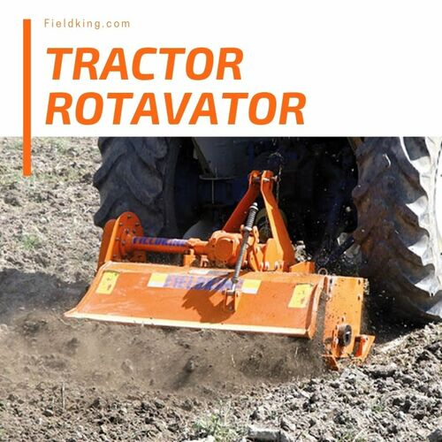 Rotavator   Tractor Rotavator   Agricultural Machinery by Fi... via fieldking